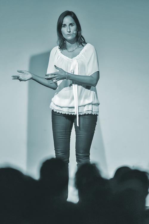 Impulsvortrag Unternehmens-Reputation Redner Vortragende Nicole Schillinger