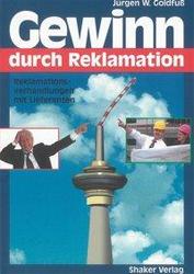 Reklamation Beschwerde: Vortrag Beschwerdemanagement